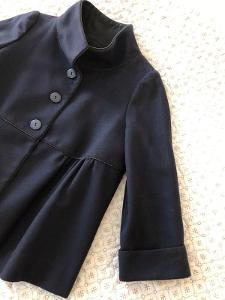 maje PARIS, vlněný kabátek, vel. 3, top stav