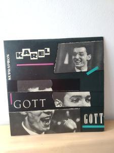 LP Karel Gott 1965 Naprosto Perfektní Stav