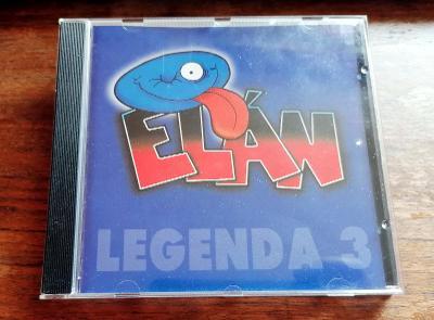 ELÁN - Legenda 3 - 1 PRESS 1997