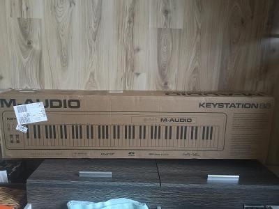 Klávesy, Keystation 88 II, M-Audio (controler)