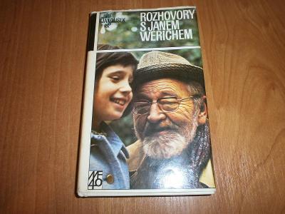 kniha Jan Werich : Rozhovory s Janem Werichem