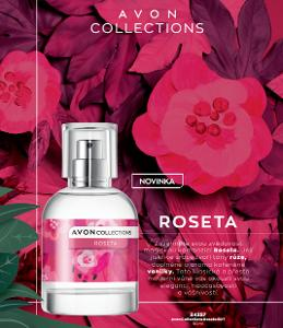 AVON COLLECTIONS ROSETA EDT 50 ml