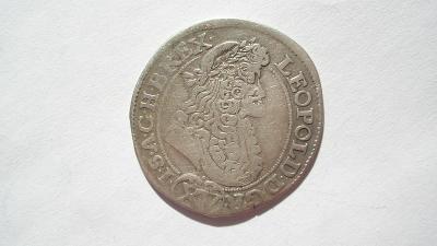 Leopold I. XV krejcar 1690 KB