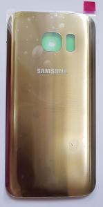 Zadní kryt baterie Samsung Galaxy S7  G930F zlatý