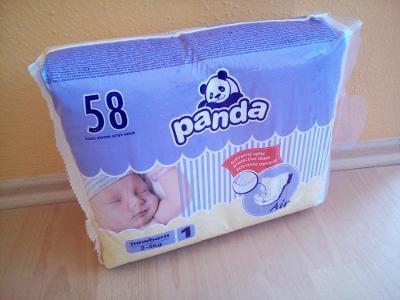 Pleny Panda 1 - 58ks