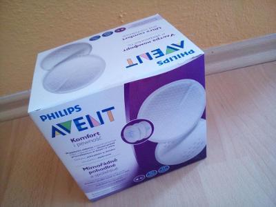 Vložky do podprsenky Philips Avent 60ks