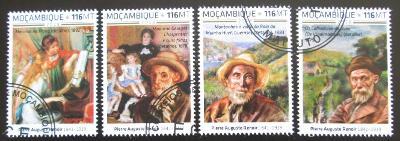 Mosambik 2018 Umění, Pierre-Auguste Renoir Mi# N/N 0103
