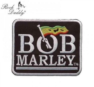Nášivka BOB MARLEY