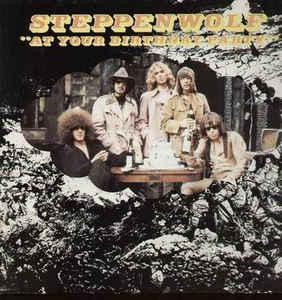 LP STEPPENWOLF AT YOUR BIRTHDAY PARTY 1969/1984 MCA 250 519-1 Europe