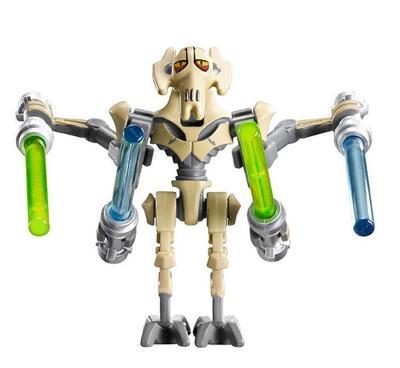 figurka general Grievous Star Wars pro lego