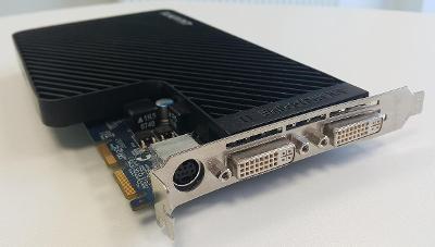 Grafická karta GigaByte HD2600XT  256MB PCI-E - před Koupí ČTi !- B026