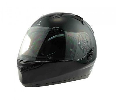 Sulov SABOTAGE černá Motocyklová přilba