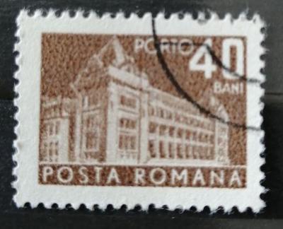 Rumunsko Porto Mi 117