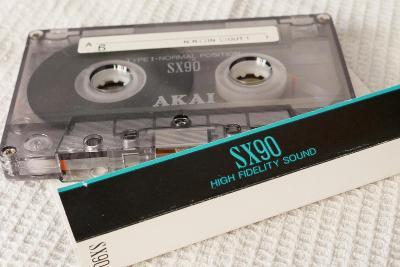 Audio Kazeta AKAI SX 90 Normal Position Japan ?