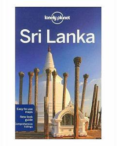 Sri Lanka - Lonely Planet  / anglicky