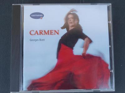 CD Georges Bizet : CARMEN  - OD KORUNKY !!!
