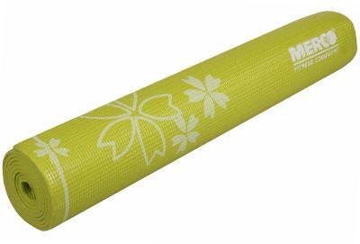 Merco Yoga karimatka s potiskem 173x61x0 4cm