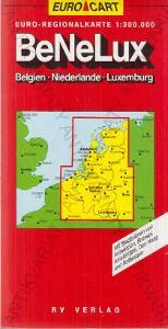 Euro-Kart Benelux mapa