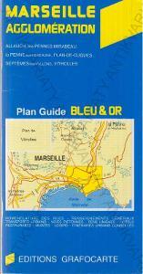 Marseille mapa