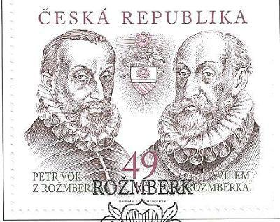 Rožb. r. P. Vok a V. z Ro.2011, raž. zn. sm. s raz. FDC, NL. k.č. 676.