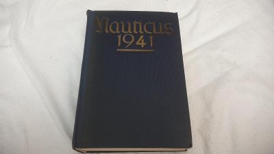 Nauticus 1941-Kriegsmarine-Námořnictvo-lodě-ponorky-mapy-fotky