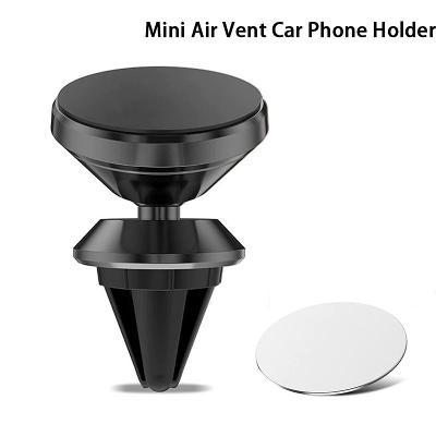 Držák na mobilní telefon do auta - černý