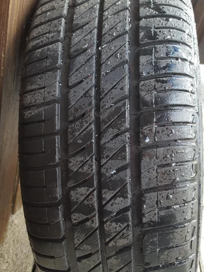 Letní pneu + Alu disk - Pneumatiky