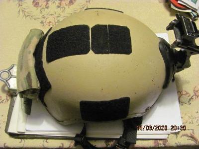 Vojenská helma