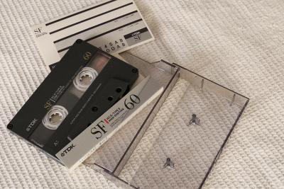 Audio Kazeta TDK SF 60