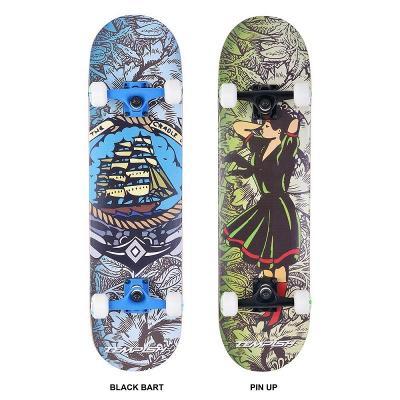 Tempish PRO skateboard + reflexní sada