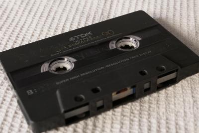 Audio Kazeta TDK SA-----90 Japan