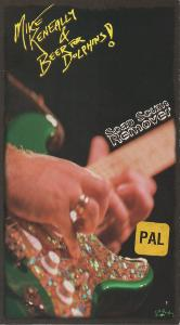 VHS - MIKE KENEALLY - SOUP SCUM REMOVER