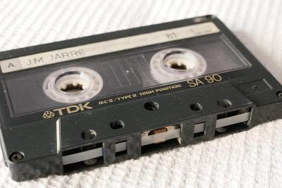 Audio Kazeta TDK SA 90