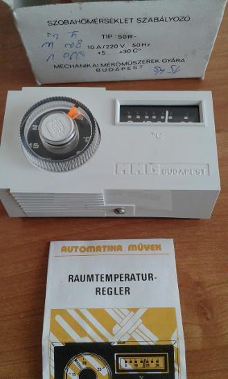 Termostat MMG
