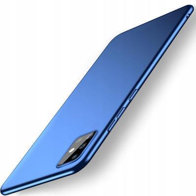 Samsung Galaxy A71, kryt obal pouzdro Silky Touch Matt mobil u145