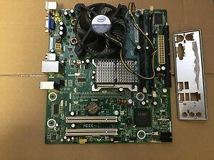 Intel® Desktop Board DG31GL + processor
