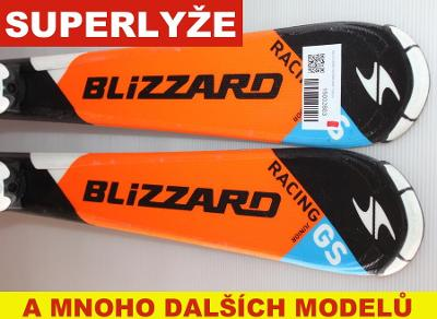 Dětské lyže BLIZZARD GS RACING 110cm rok 2015