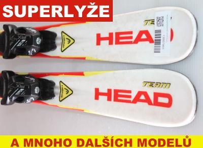 Dětské lyže HEAD SUPERSHAPE TEAM 97cm
