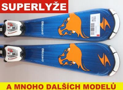 Dětské lyže BLIZZARD KOCHISE 100cm rok 2016