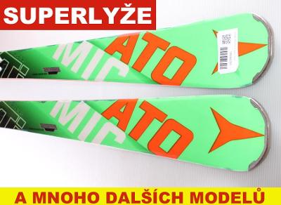 Lyže ATOMIC REDSTER XTi green 164cm rok 2016