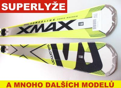 Lyže SALOMON X MAX 175cm rok 2016