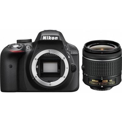 Digitální fotoaparát Nikon D3300 +18-105VR (bez