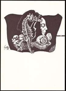 GRAFICKÝ LIST J. LIESLER (T9826)