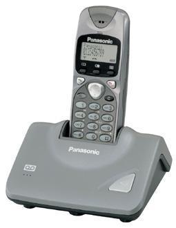 Panasonic Digitální bezdrátový telefon KX-TCD725CXM