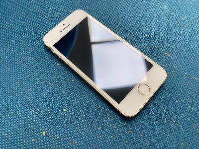 iPhone 5S 16GB GOLD - nenačte sim