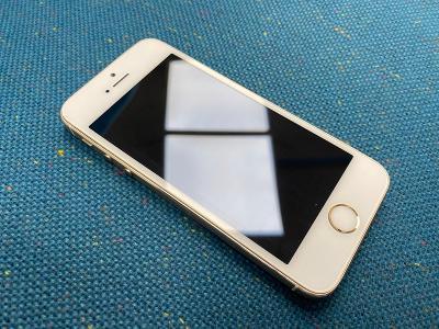 Apple iPhone 5S 16GB nejde WIFI/FOTAK