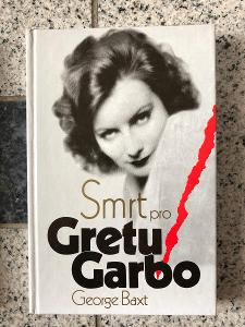 Smrt pro Gretu Garbo - George Baxt
