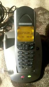 Domácí Bezdrátový telefon  Microcom Phone Buddy Walk Sms