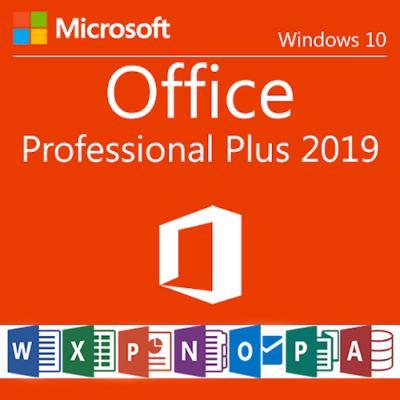 Microsoft Office 2019 Professional Plus (Licenční klíč)