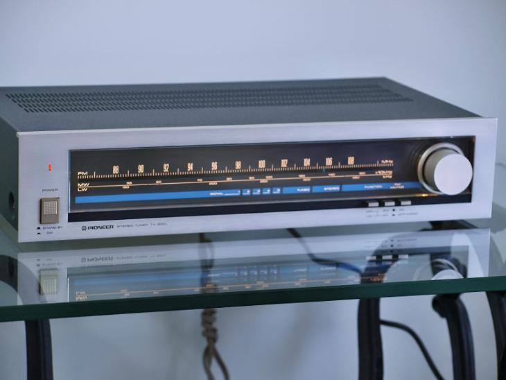Pioneer TX-520L - TV, audio, video